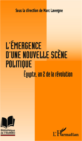 Couverture L'émergence d'une nouvelle scène politique