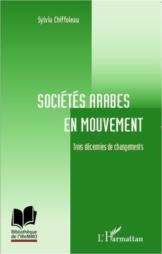 Couverture Sociétés arabes en mouvement