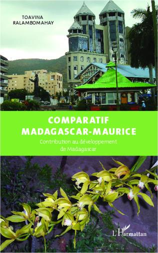 Couverture Comparatif Madagascar - Maurice