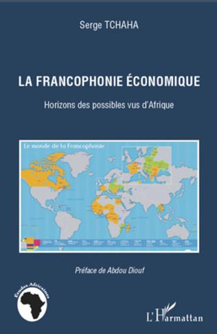 Couverture La francophonie économique