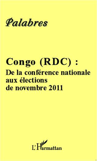 Couverture Congo (RDC) :