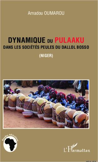 Couverture Dynamique du <em>Pulaaku</em> dans les sociétés peules du Dallol Bosso (Niger)