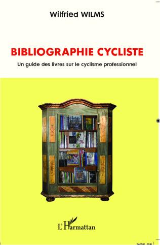 Couverture Bibliographie cycliste