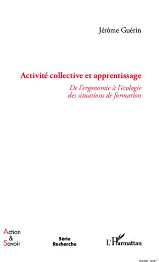 Couverture Activité collective et apprentissage