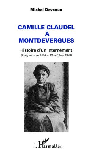 Couverture Camille Claudel à Montdevergues