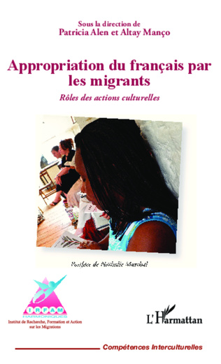 Couverture Appropriation du français par les migrants
