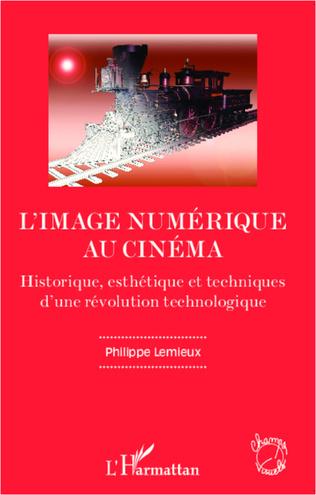 Couverture L'image numérique au cinéma