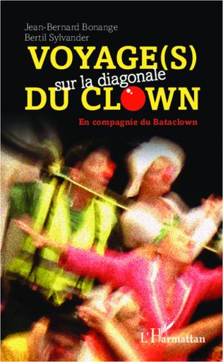Couverture Voyage(s) sur la diagonale du clown
