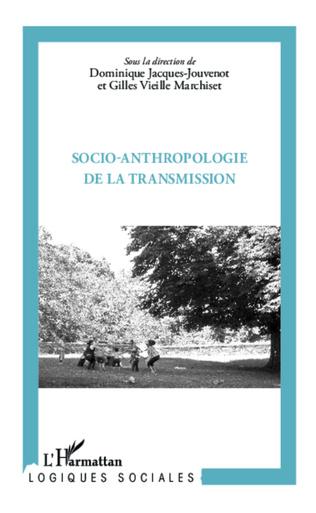 Couverture Socio-anthropologie de la transmission