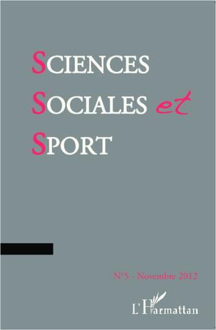Couverture Sciences Sociales et Sport n° 5