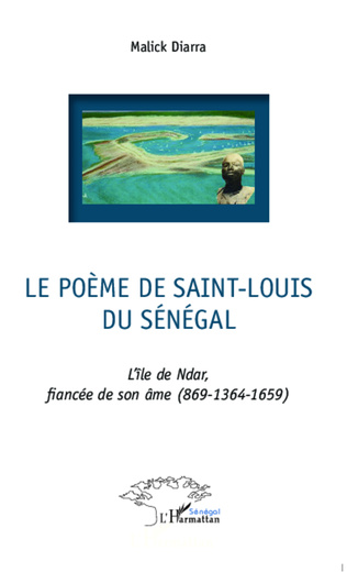 Couverture Le poème de Saint-Louis du Sénégal