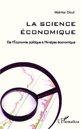 Couverture La science économique