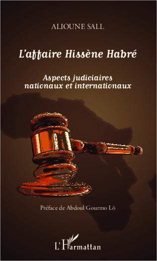 Couverture L'affaire Hissène Habré