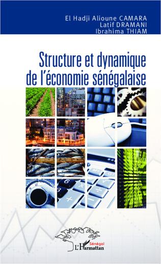 Couverture Structure et dynamique de l'économie sénégalaise