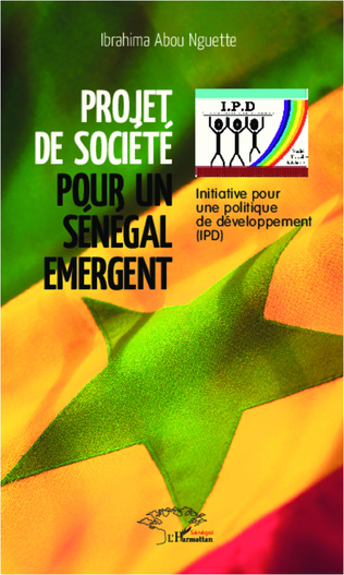 Couverture Projet de Société pour un Sénégal Emergent