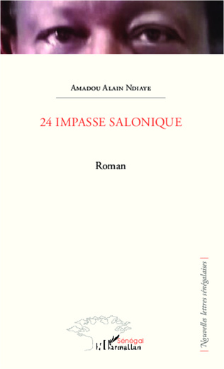 Couverture 24 Impasse salonique