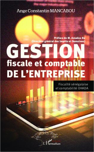 Couverture Gestion fiscale et comptable de l'entreprise