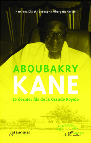 Couverture Aboubakry Kane