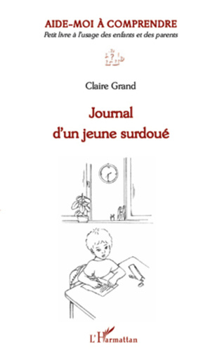 Couverture Journal d'un jeune surdoué