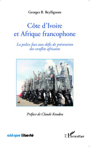 Couverture Côte d'Ivoire et Afrique francophone