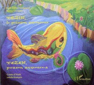 Couverture Tézin, le poisson amoureux