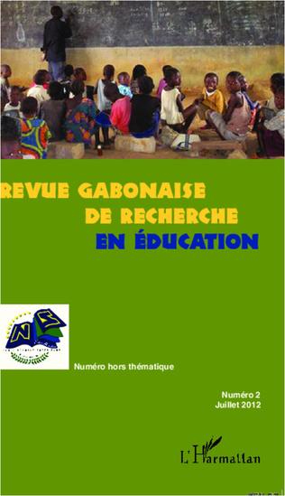 Couverture Revue Gabonaise de Recherche en Education