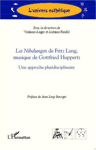 Couverture Les Nibelungen de Fritz Lang, musique de Gottfried Huppertz