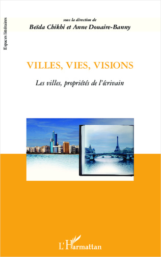 Couverture Villes, vies, visions