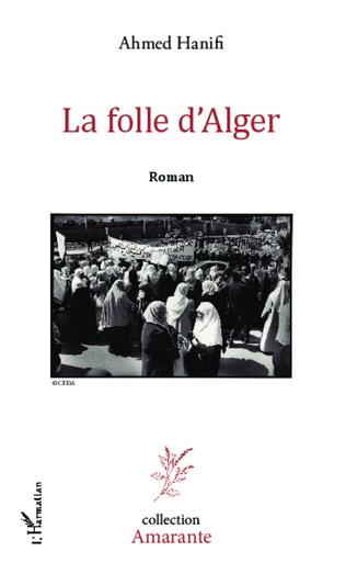 Couverture La folle d'Alger