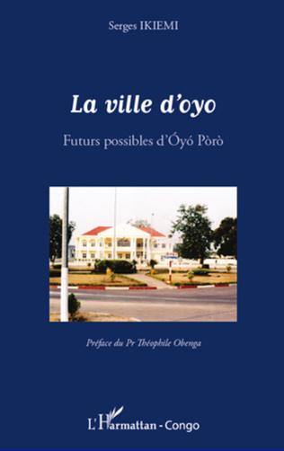 Couverture La ville d'Oyo
