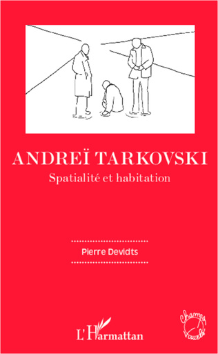 Couverture Andreï Tarkovski