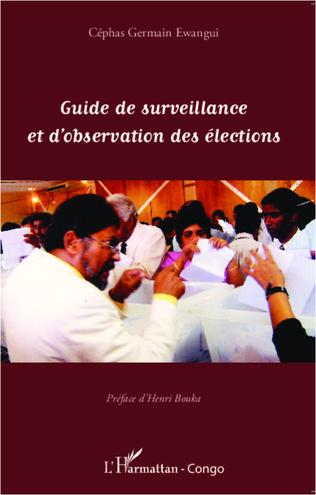 Couverture Guide de surveillance et d'observation des élections