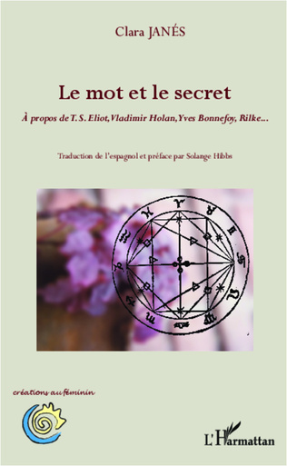 Couverture Le mot et le secret