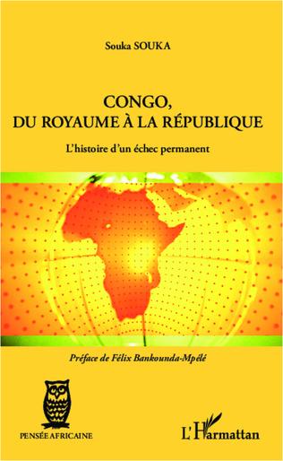 Couverture Congo, du royaume à la république