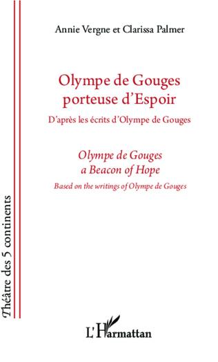 Couverture Olympe de Gouges porteuse d'espoir