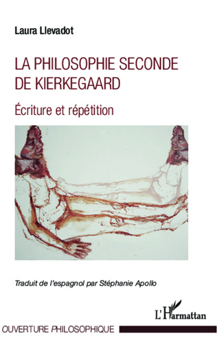 Couverture Philosophie seconde de Kierkegaard