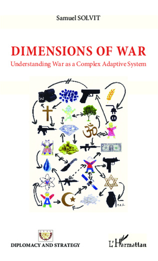 Couverture Dimensions of War