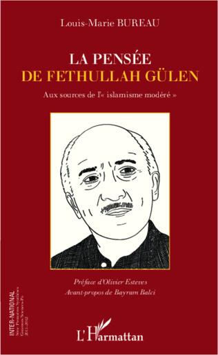 Couverture La pensée de Fethullah Gülen