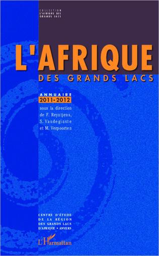 Couverture L'Afrique des Grands Lacs