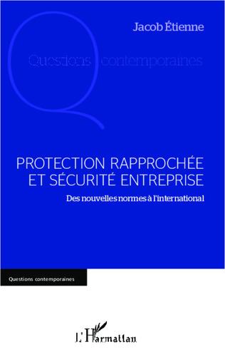 Couverture Protection rapprochée et sécurité entreprise