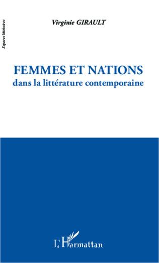 Couverture Femmes et nations dans la littérature contemporaine
