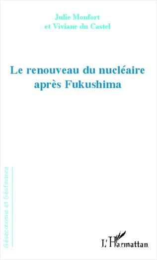Couverture Renouveau du nucléaire après Fukushima