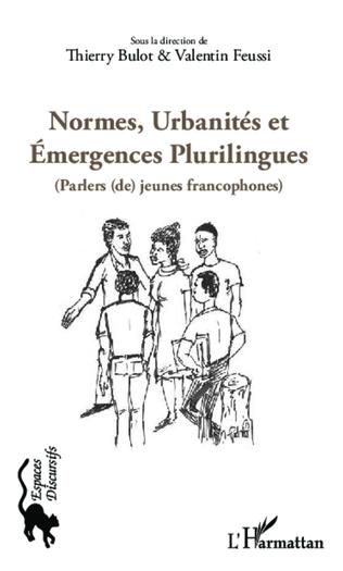 Couverture Normes, urbanités et émergences plurilingues