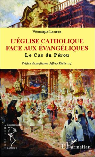 Couverture Eglise catholique face aux évangéliques
