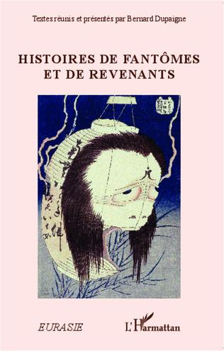 Couverture Histoires de fantômes et de revenants