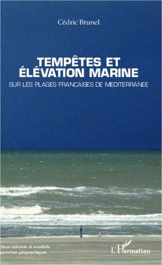 Couverture Tempêtes et élévation marine