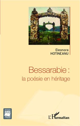 Couverture Bessarabie : la poésie en héritage