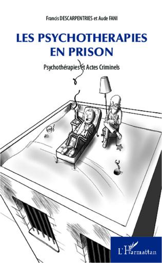Couverture Les psychothérapies en prison