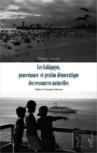Couverture Les Galàpagos, gouvernance et gestion démocratique des ressources naturelles