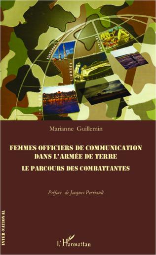 Couverture Femmes officiers de communications dans l'armée de terre